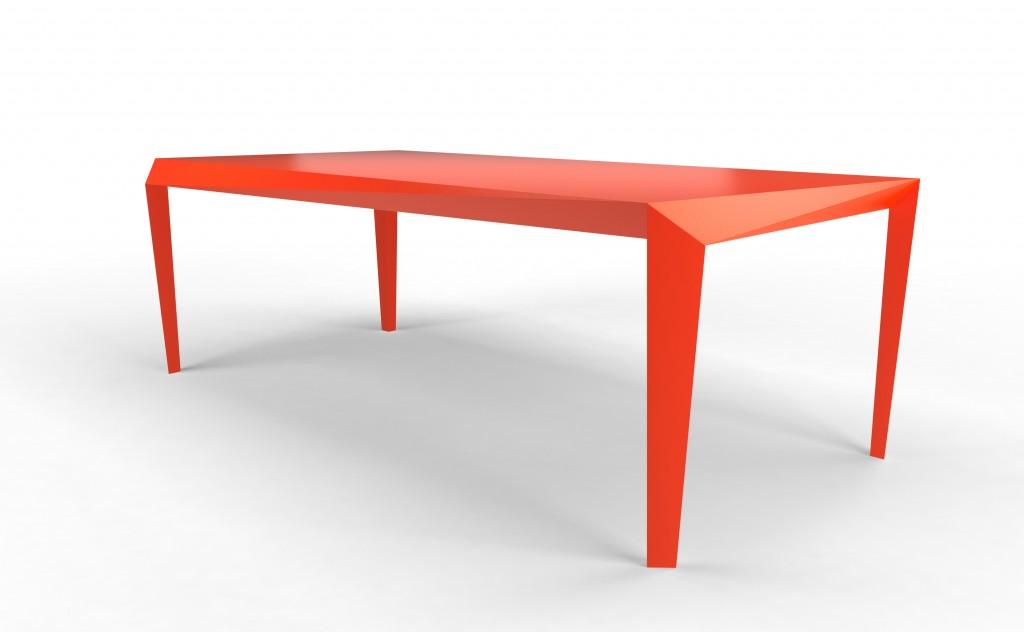 Volt table Reinier de Jong