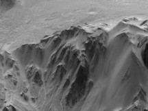 Mars Mojave crater. Source: NASA